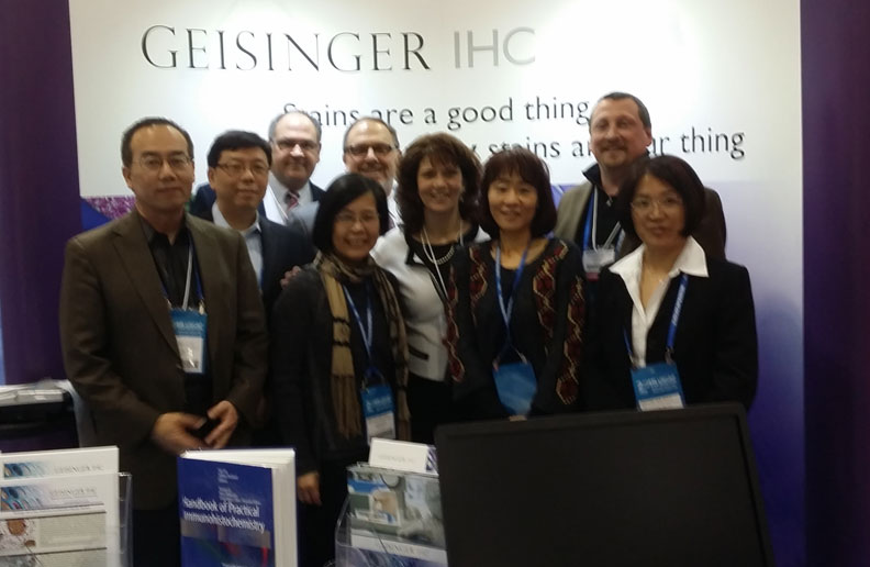 Geisinger IHC at USCAP 2015